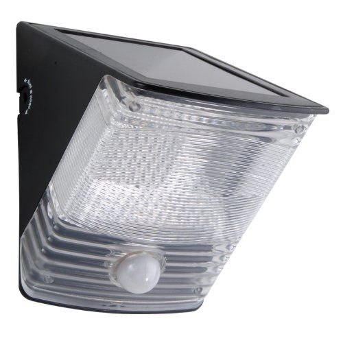 57 best motion detector lights images on pinterest solar lanterns all pro outdoor security led motion activated solar light black workwithnaturefo