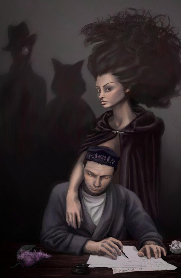 The Master and Margarita. Olivia Sementsova