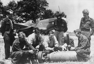 THE POLISH AIR FORCE IN THE BATTLE OF NORMANDY, JUNE-SEPTEMBER 1944