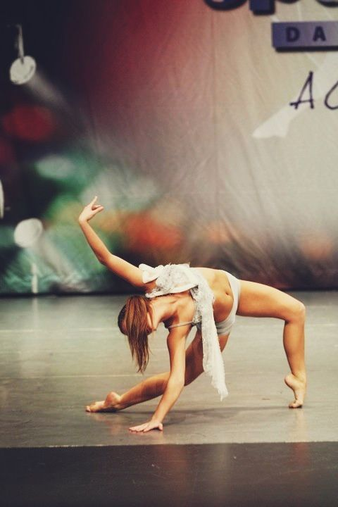 'Great dancers are not great because of their technique, they are great because of their passion' <3