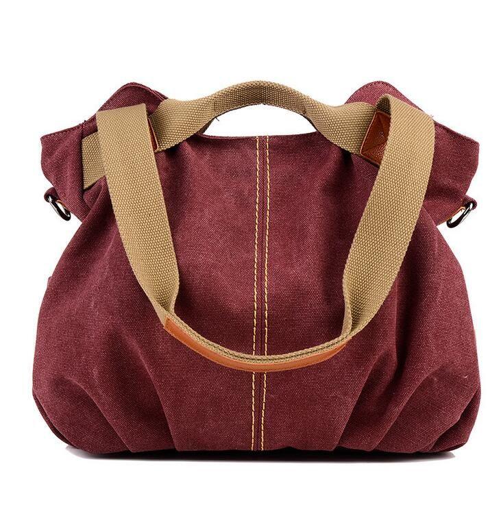 Fashion Women Single Shoulder Bag leisure Lady handbag Canvas women messenger bags