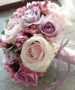 Blush, Pink & Purple.   OoooooOOOOOooh. This is kind of it. That's beautiful.
