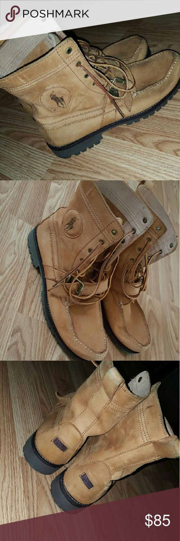 Polo Boots Mens boot Ralph Lauren Shoes Sneakers