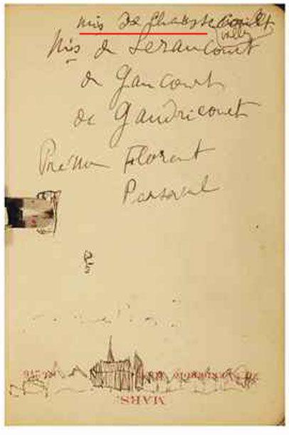 *1906 Agenda Proust : l'agenda inédit de 1906, début de décryptage - Philippe Sollers/Pileface