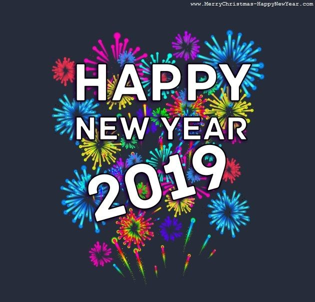 Advance Whatsapp Happy New Year 2019 HD Wallpapers, Images