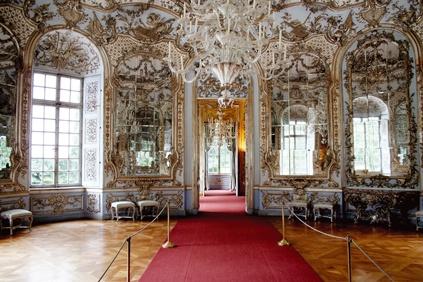 Amalienburg, o pavilhão real no parque de Nymphenburg/Amalienburg, the royal pavilion in the Nymphenburg Park
