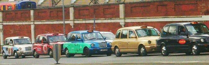 Taxis de Londres