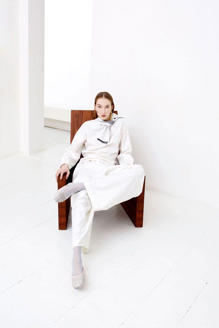 Mila Schön - Look n°1