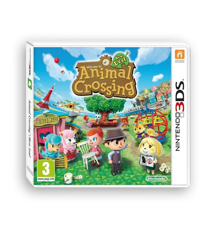 25 best ideas about 3ds games list on pinterest for Animal crossing new leaf arredamento