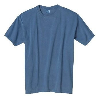 Anvil Chromazone Garment-Dyed Ringspun T-Shirt: Garmentdi Ringspun, Chromazon Garmentdi