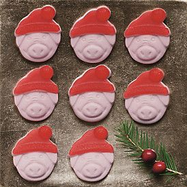 M&S Christmas Percy Pigs are in store now