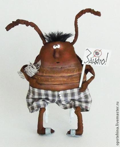 Стасик - коричневый,текстильная игрушка,ароматизированная игрушка,авторская ручная работа