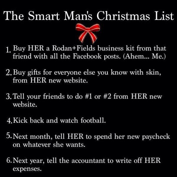 Great Gifts For Your Wife For Christmas Part - 44: Hey Guys...here Is A Smart Manu0027s Christmas Gift For Your Wife!