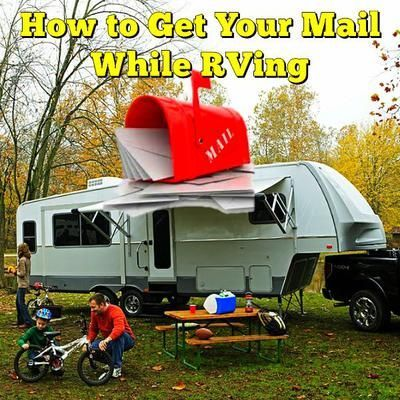 How to Get Your Mail While RVing... Read More: http://www.everything-about-rving.com/i-am-a-new-fulltime-rver-how-do-i-get-my-mail.html Happy RVing! #mailforwarding #5thwheel #gorving #findyouraway #rvlife #rving #rv #rvs #rvers #tailgating #classbrv #toyhauler #campervan #rvliving #camplife #fulltimerver #roadtrip #travel #tenttrailer #snowbird #camping #rvpark #hiking #motorhome #motorhomes #traveltrailer #popuptrailer #boondocking