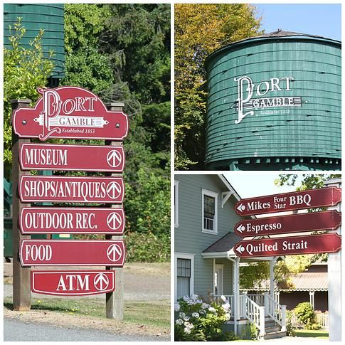 138 best Port Gamble Guest Houses in Port Gamble, WA - A Step Back ... : quilted strait port gamble - Adamdwight.com