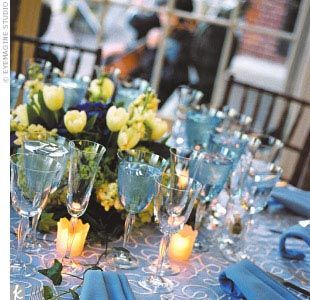 Wedding Ideas For Spring Decoration