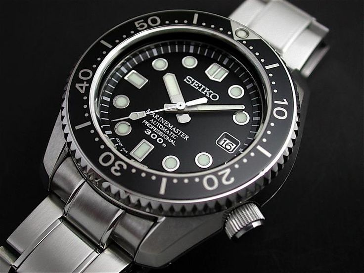 Seiko Marine Master Professional 300m Diver Automatic SBDX001