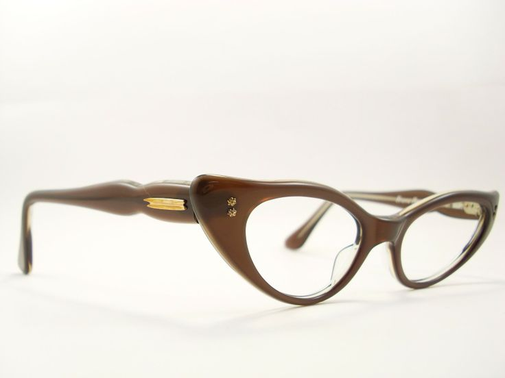 Retro Cat Eye Eyeglass Frames : 17 Best images about Retro & Vintage Eyewear on Pinterest ...