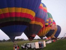 Hot-Air Ballooning SA - Clarens offers breathtaking scenery including the Maluti Mountains, and a quaint village to explore afterwards. Parys offers views of the Vaal River, and evidence of the largest meteor strike on the planet at The Vredefort Dome – wind direction permitting. Enjoy a one hour flight, part of a 4 hour adventure that includes hot drinks before the flight, sparkling wine upon landing, a buffet breakfast and a flight certificate.