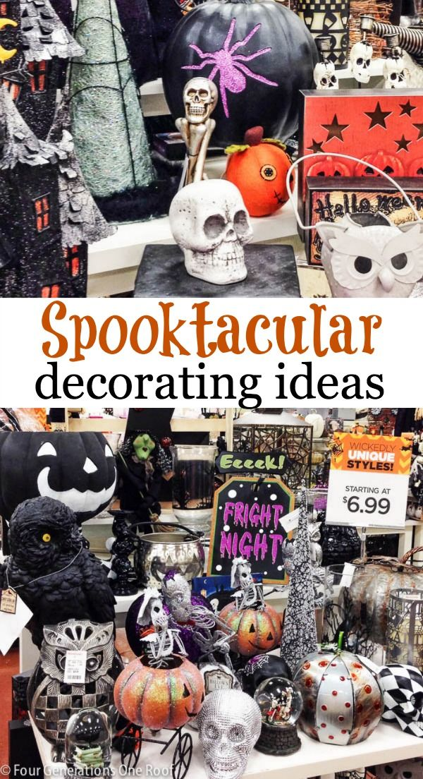 Homegoods Mantels Decorating Ideas And Halloween
