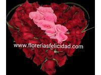 Somos el mejor sitio con envio de Flores a Domicilio en Mexico DF. Cuando pienses en enviar flores: lo sabes, Florerias Felicidad, tu mejor estilo de vida.