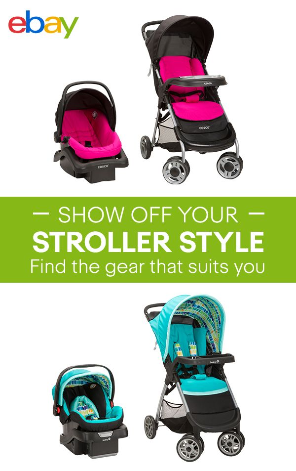 Shop from the world's largest selection and best deals for baby Strollers from eBay.