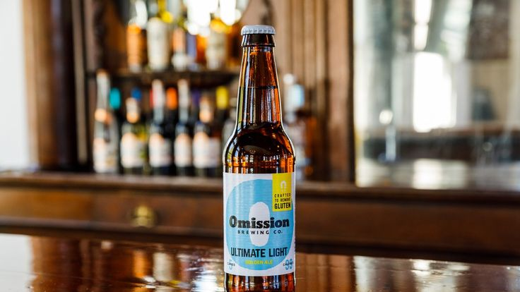 This Gluten-Free, Low-Carb Beer Actually Tastes Good #drinks