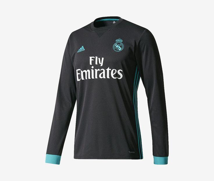 286b0c8584d ... IKER CASILLAS REAL MADRID LONG SLEEVE HOME JERSEY 201213 Real Madrid  2017-18 Long-Sleeve Away Jersey ...