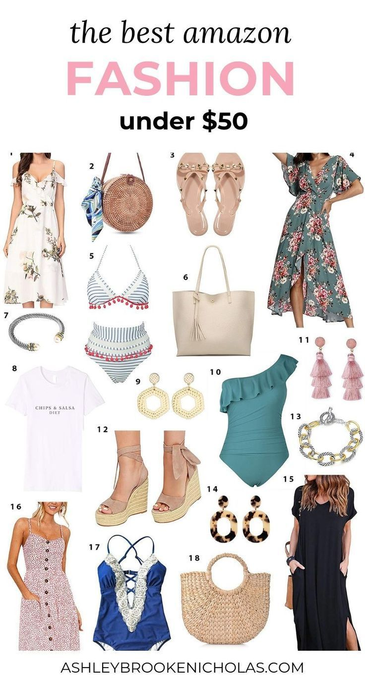 Best of Amazon Spring Fashion Under $11  Fashion, Spring fashion