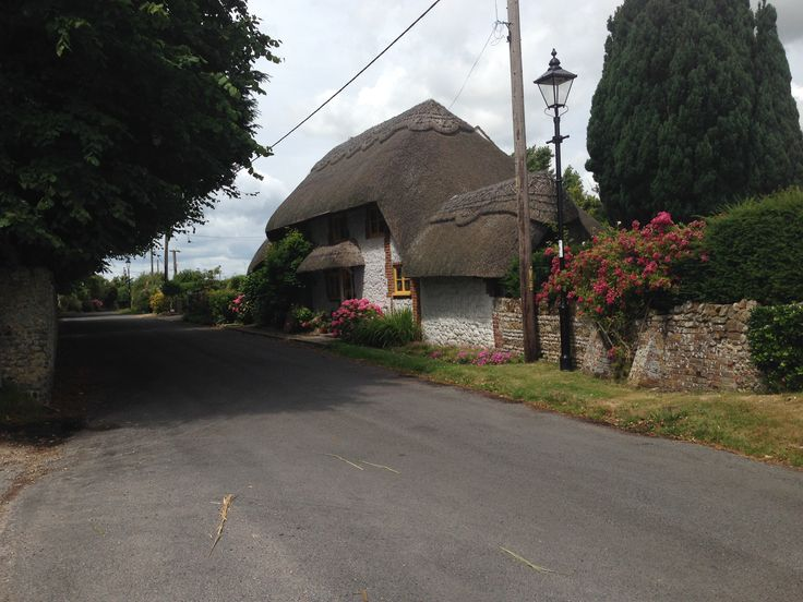 Cute Thatch Cottage - Our day trip to Pagham - Bognor Regis, Sussex 06-07-14