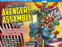 Diario Crónica lanza colección de Avengers Assamble - Comunicarinfo