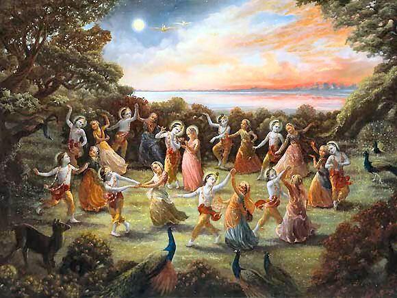 dança circular e devocional