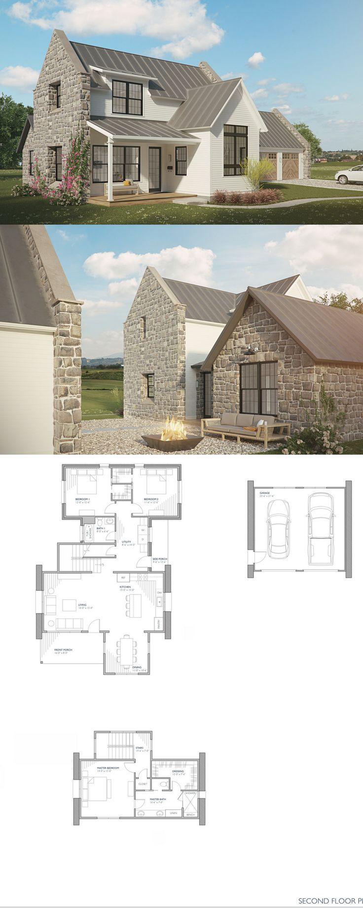 Brune european farmhouse design. farmhouse plans f…