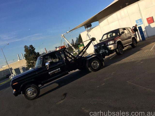 Car park towing Removal - CarHubSales.com.au