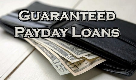 Guaranteed Payday Loans become a lifeline for family's .Who struggle to secure a loan due to low credit score or bad credit history.http://www.cashloanscorner.com/guaranteed-payday-loans-online-build-a-fortress-around