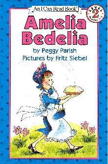 Amelia Bedelia! Loved her when I was little and still do. I read it to my little girl <3