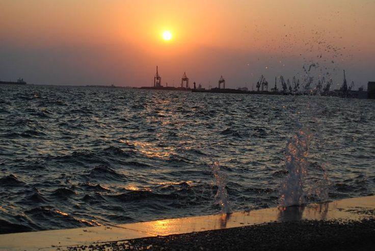 Nέα Παραλία Θεσσαλονίκης (Thessaloniki Seafront) στην πόλη Θεσσαλονίκη, Θεσσαλονίκη