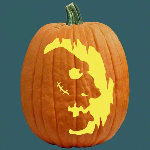 Mountain troll pumpkinlady fairytale pumpkin