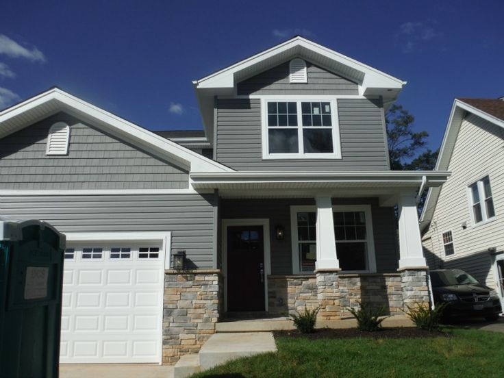 7 best certainteed charcoal gray vinyl siding brentwood mo
