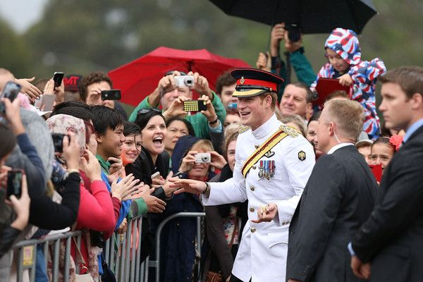 Prince Harry Photos: Prince Harry Arrives In Australia Ahead Of His Military Secondment With Australian Defence Force