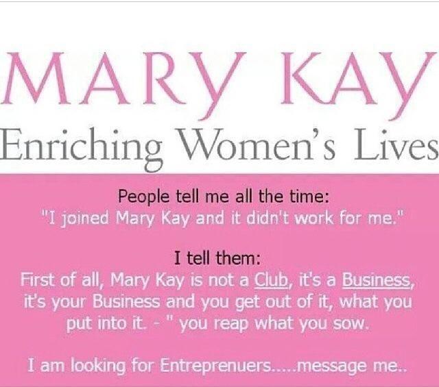 www.marykay.com/kmiddlebrook
