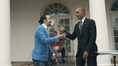 New trending GIF on Giphy. barack obama hamilton president barack obama lin manuel miranda. Follow Me CooliPhone6Case on Twitter Facebook Google Instagram LinkedIn Blogger Tumblr Youtube