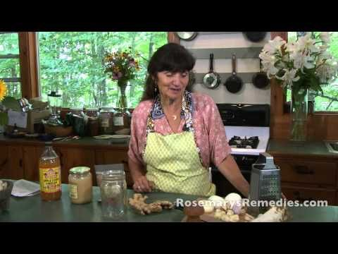Fire Cider Cold and Flu Remedy, by Rosemary Gladstar