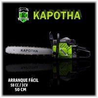 Motosierra Kapotha 58CC - 3CV