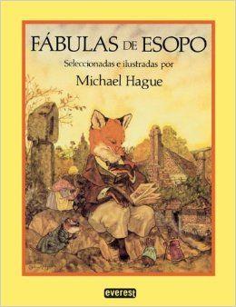 Fabulas de Esopo: Aesop, Michael Hague: 9788424133467: Amazon.com: Books