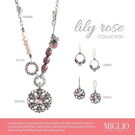 Beautiful sensuous berry and pinks