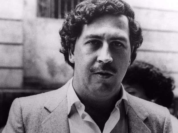 Pablo Emilio Escobar Garviria (1949-1993)