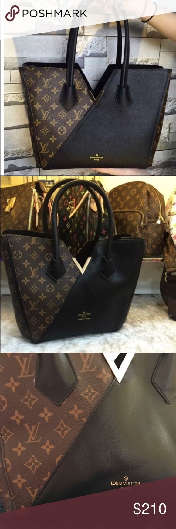 Louis vuitton Kimono large purse accept reasonable offers.                                                          15.4 x 11.4 x 5.9 inches  (Length x Height x Width)  - Monogram canvas - 1 central zipped compartment - Transversal snap hook as closing system - Golden color metallic pieces - 4 bottom studs Louis Vuitton Bags Satchels