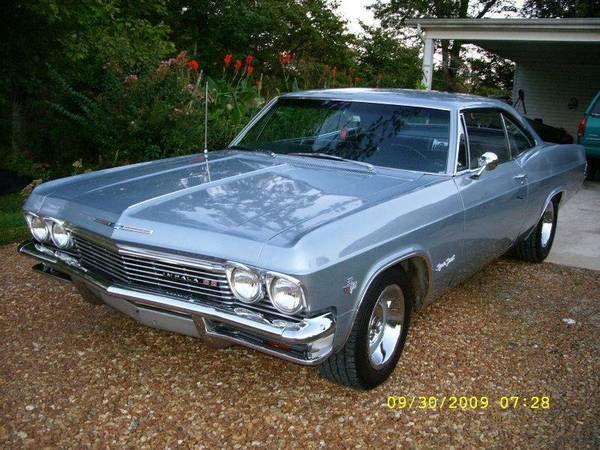 547 best MY 1965 IMPALAS images on Pinterest  Impala Chevrolet