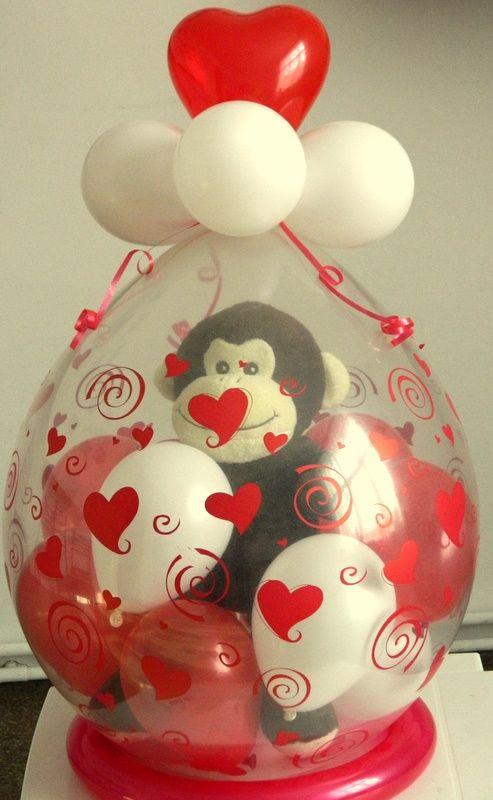 Stuffed Balloon | All About Love | Pinterest